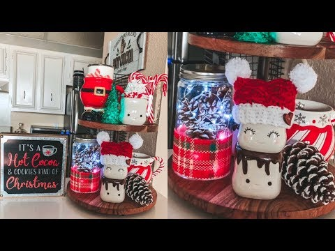 NEW CLEAN + DECORATE WITH ME FOR CHRISTMAS | CHRISTMAS DECOR 2019