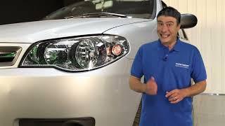 Funções dos botões: liga e desliga dos alarmes Pósitron