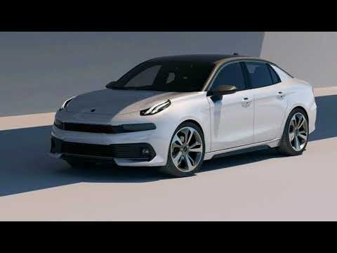 New Lynk & Co duo launch at 2017 Shanghai Motor Show