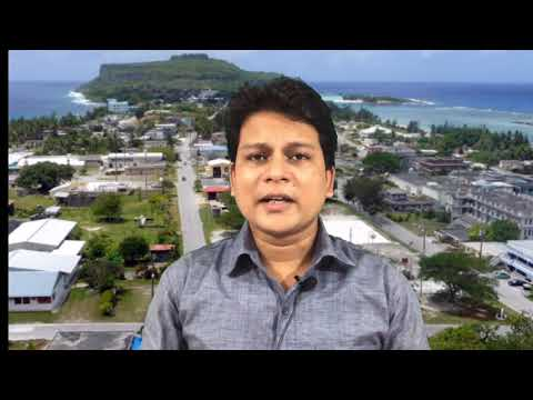 Micronesia on Arrival Visa and Work Permit (In Hindi)