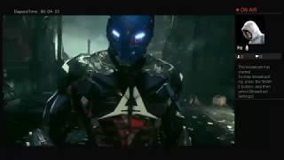 Batman arkham knight part 3  {warning swearing}