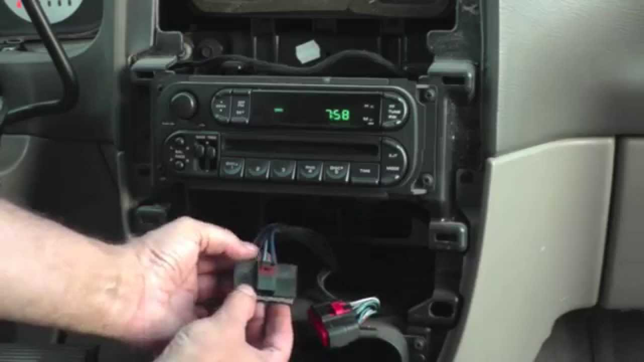 2004 Chrysler Town & Country LX center console light fix  YouTube