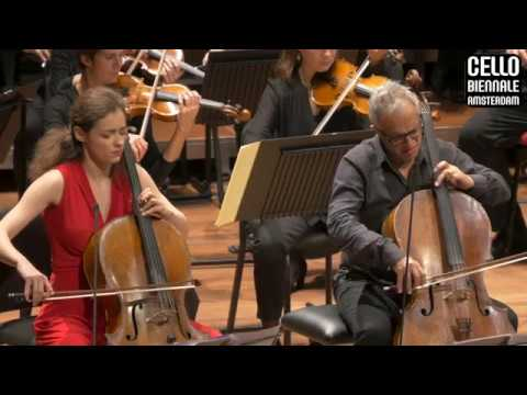 Giovanni Sollima - Antidotum Tarantulae XXI (1st movement) - Giovanni Sollima & Anastasia Kobekina