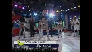 ALTA TENSION 2012 ( HD ) - MIX METE Y SACA [ Primicia Musical 2012 ] - CUMBIA