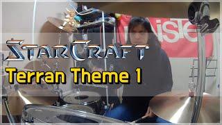StarCraft - Terran Theme 1 - Drum Cover (By Boogie Drum)
