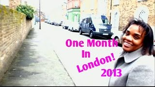 London Trip - My First Time! | 2013 | THROWBACK VIDEO Thumbnail
