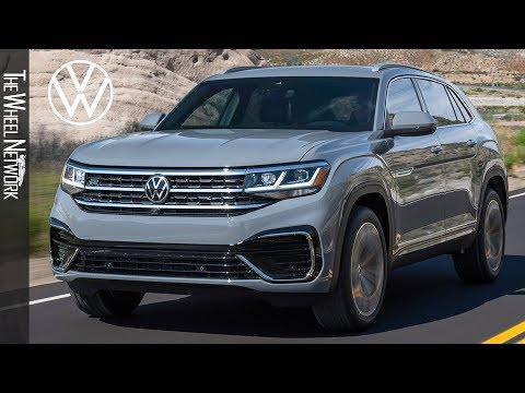 2020 Volkswagen Atlas Cross Sport | Driving, Interior, Exterior (US Spec SUV Coupe)