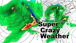 Wild & Crazy Storms USA & Canada & South America