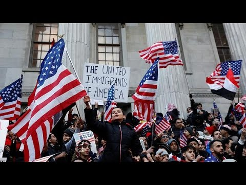 Trump's travel ban temporarily blocked by Seattle judge