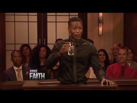 Judge Faith - Home is Where the Hunk is; Hit and Tried to Run Season 3: Episode 116