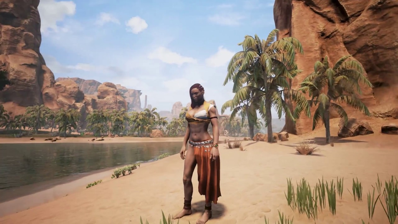 Conan Exiles shows off upcoming siege weapons and a new