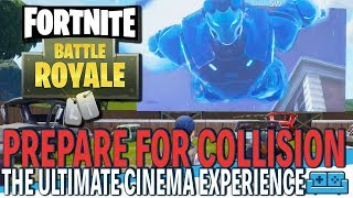 FORTNITE | PREPARE FOR COLLISION | PATCH 5.30 Movie added at RISKY REELS