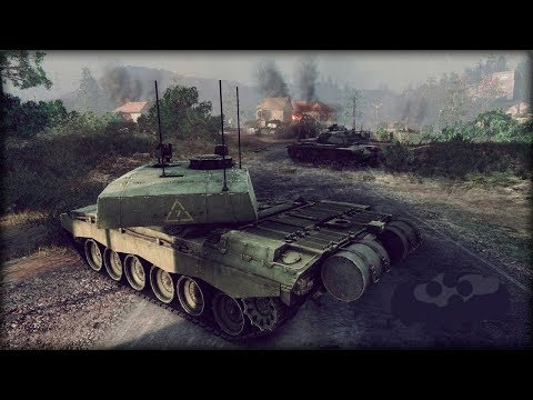 New Incredible Game about Modern Tanks ! Free Online Game on PC Armored Warfare