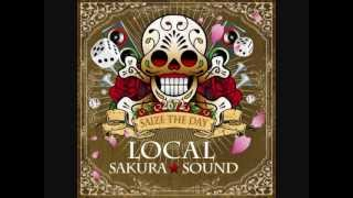 第一弾 LOCAL SAKURA SOUND Mix Tape (Mixed by Yu Shiraume) Local S...