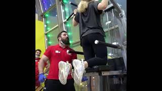 Мильян Стоянович Мастер тренер тренажёрного зала Фитнес Парк fitparkclub ru