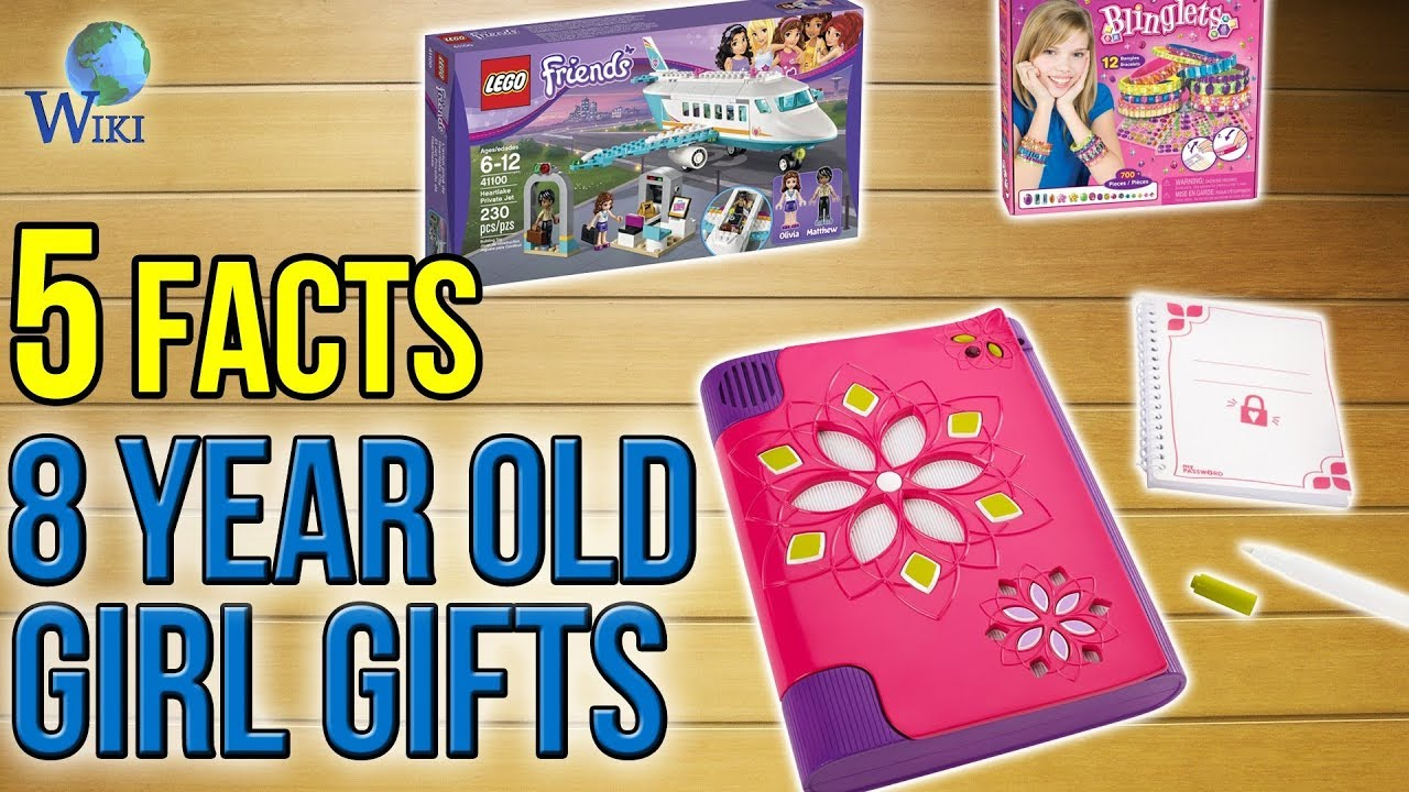 Toys For 8 : Year old girl gifts fast facts youtube