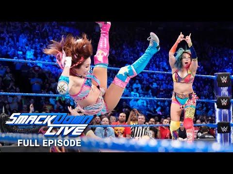 WWE SmackDown LIVE Full Episode, 16 April 2019