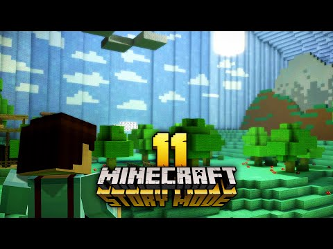 MINECRAFT: STORY MODE [011] - This is THE END, my Friend! ★ Let's Play Minecraft: Story Mode