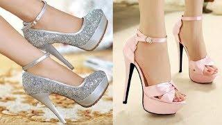 ELEGANTES ZAPATOS CON TACONES PARA FIESTA 2017 Zapatos 2018 / Party high heels 2017