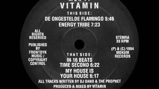 Vitamin - Energy Tribe (Short Version) -- MOK 11