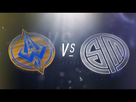 GGS vs TSM Week 9 Day 1 Highlights (Spring 2018)