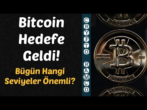 Bitcoin yükselemeye devam edecek mi? BTC ne olacak? Uzman BTC analizi ve son dakika yorum!