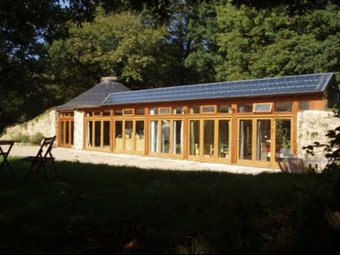 Earthship Design - YouTube