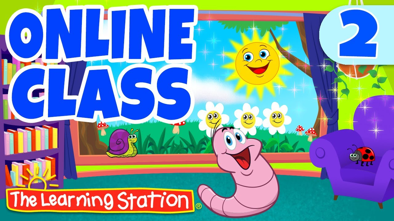 Online Virtual Class Learning 2 Brain Breaks For Kids Kids Songs By The Learning Station Youtube