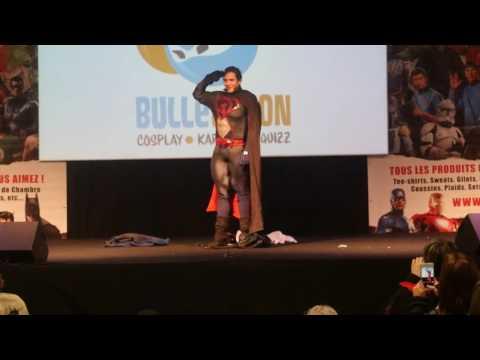 related image - Paris Manga 22 - NCC American Session Samedi - 14 - Superman Red Sun