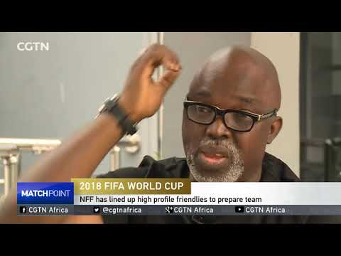 INTERVIEW: Nigeria set to have a busy football year in 2018