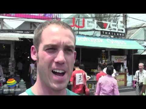 Gay Travel: Bangkok, Thailand