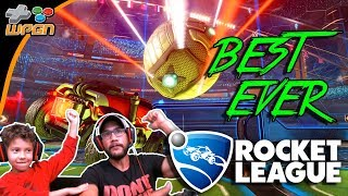 Best Ever Rocket League Game Play for WPGN 3v3