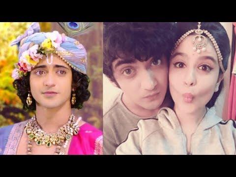 ये है सीरियल राधा कृष्ण की किरदारों के रियल लाइफ पत्नियां real life wives Radha Krishna's characters