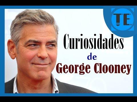 Curiosidades de George Clooney