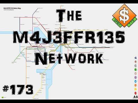 The M4J3FFR135 Network | OpenTTD | #173 | Going Coastal