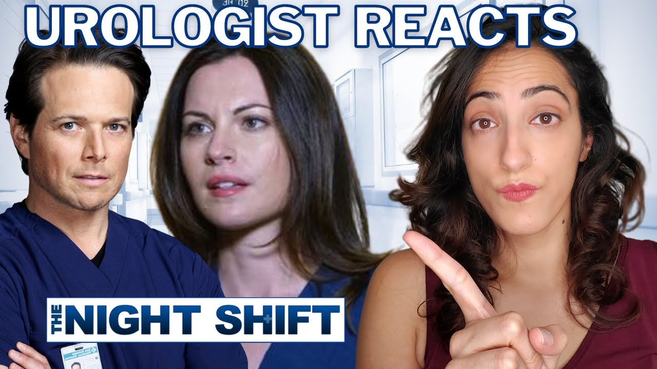 Download Doctor Watches THE NIGHT SHIFT (Medical TV Show)   Kidney STONE Treatment