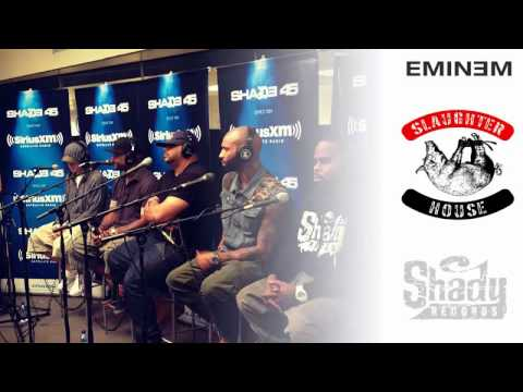 Eminem and Slaughterhouse - Welcome to: OUR HOUSE - The Special on Shade 45 with Sway (2012)