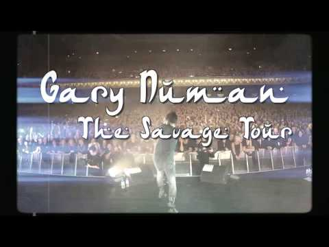 Gary Numan - The Savage Tour 2017