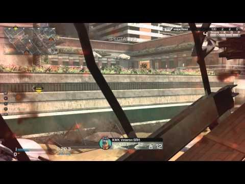 Mini Clip # CoD Ghosts und ein Hacker man macht das Spiel Spaß