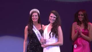 The Crowning of Miss Vermont USA 2016 and Miss Vermont Teen USA 2016