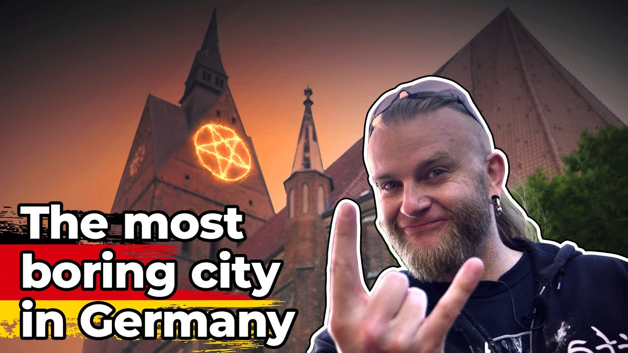 The most boring city in Germany - Why I love living here | Krautsalat - An American in Germany