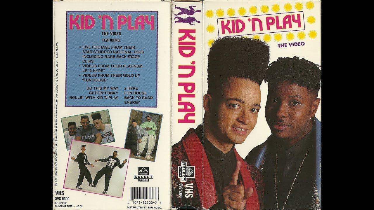 Kid 'N' Play - The Video (1990)