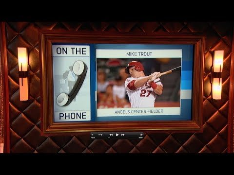 Two-Time AL MVP Mike Trout Joins The Rich Eisen Show | Full Interview | 7/26/17