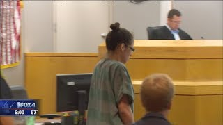Mom of 4 year old beaten to death gets 50 years