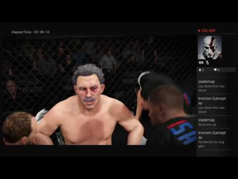 UFC 2 Colonel Sanders vs. Ronald McDonald