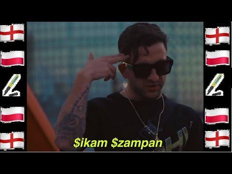 Mr Polska - Sikam Szampan ale po angielsku (prod. Frozen)