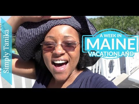 A Week In Maine With My Main | Vacationland