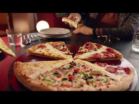 بيتزا إكستريم الجديدة من بيتزا هت thumbnail