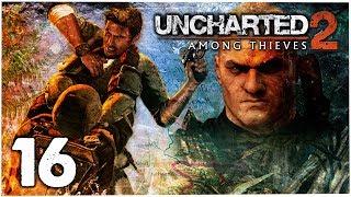 CADA VEZ MAIS PRÓXIMO DO FIM   UNCHARTED 2: Among Thieves #16   Gameplay Playthrough PS4/PT