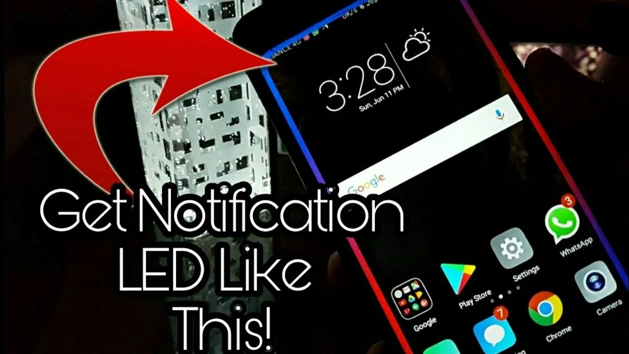 Enable Border Light In Any Android Phone / No Root / Free Download 👇👇